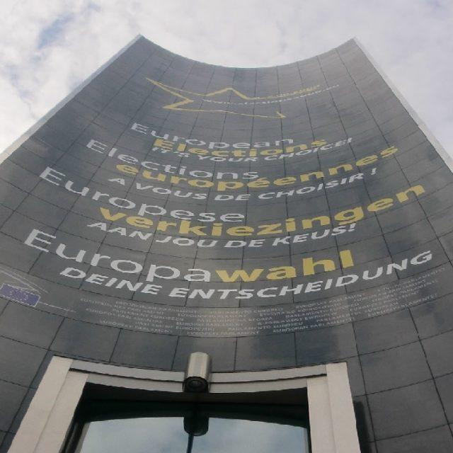 Europaparlament, Foto: Anna Flack